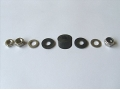 Replacement Silicone washer kit with nuts etc. for 1394