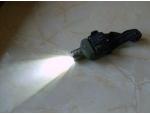 Headlight LED Zoom 160 lumens