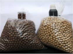 Bulk Deal - 20kg Boilies + 1 x Pot of Pop up's + 1 x Pot of Matching Glug