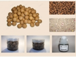 Bulk Deal - 10kg/Boilies +5kg/Pellets +5kg/Groundbait +Pop-up/Wafters/GlugDip
