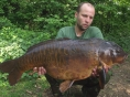 James Green, 30th Apr<br />25lb 05oz mirror