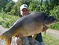 Jacko, 20th May<br />30lb 02oz mirror