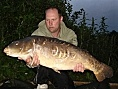 Jacko, 26th May<br />27lb 10oz mirror
