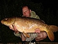 Jacko, 30th May<br />26lb 08oz mirror