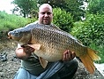 Kieron Hearn, 22nd Jun<br />32lb 08oz common, France