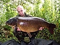 James Green, 31st Jul<br />25lb 04oz  common