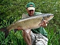 Jacko, Chilham, 12th Aug<br />32lb grassy