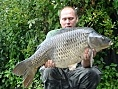 Jacko, Chilham, 13th Aug<br />28lb common