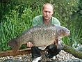 Jacko, Chilham, 13th Aug<br />33lb common