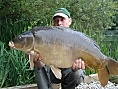 Jacko, Chilham, 14th Aug<br />26lb mirror