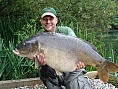 Jacko, Chilham, 14th Aug<br />35lb 02oz mirror