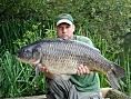 Jacko, Chilham, 14th Aug<br />24lb common