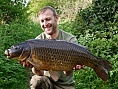 Colin, 11th Apr<br />22lb 08oz common