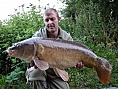 Colin, 27th Jul<br />20lb mirror