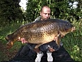 James Green, 4th Sep<br />21lb common