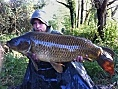 James Green, 1st Oct<br />23lb 08oz common