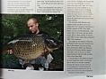 James Green, 8th Oct<br />2. Big Carp issue 183