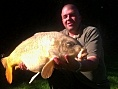 David Gilmore, 15th Oct<br />22lb 08oz ghostie