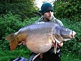 Brian, France, 15th Oct<br />53lb mirror