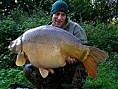 Andy, France, 16th Oct<br />48lb 08oz mirror