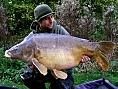 Brian, France, 18th Oct<br />39lb mirror