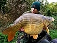 Gary, France, 18th Oct<br />33lb 14oz common