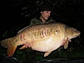 Neil, France, 18th Oct<br />49lb 02oz linear