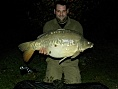 Will Fox, 1st Nov<br />Elphics, 27lb 01oz linear