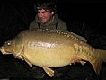 Mig Mostyn, 10th Oct<br />39lb 08oz, Jonchery, France