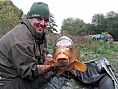 Gary Marsh, 24th Oct<br />2. 43lb 15oz golden ghostie