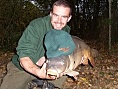 Jof Everett, 28th Oct<br />Mayflower l'k, 35lb carp