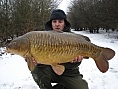 Gary, 8th Feb 2012<br />20lb 14oz mirror