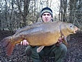 Gary, 26th Feb 2012<br />25lb 05oz mirror