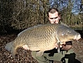 Gary, 26th Feb 2012<br />27lb common