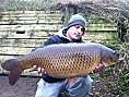 Simon Lee, 10th Mar<br />29lb 02oz PB common