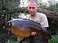 Andy Foreman, 25th Mar<br />28lb 08oz mirror