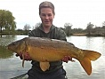 Ryan Perkins, 3rd Apr<br />14lb 10oz mirror