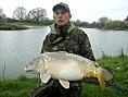 Paul Bryant, 9th Apr<br />23lb 04oz mirror