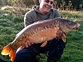 Jay Carrol, 14/15th Apr<br />16lb 04oz mirror