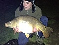Jay Carrol, 14/15th Apr<br />19lb 13oz mirror