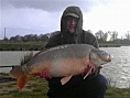 Chris Smith, 16th Apr<br />23lb 08oz mirror