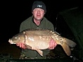 Andy Goodman, 21st Apr<br />19lb 10oz mirror