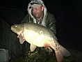Paul Clark, 24th Apr<br />25lb 12oz mirror