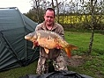 Paul Clark's M8, 24th Apr<br />26lb 04oz mirror