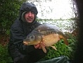Lee Willcocks, 25th Apr<br />14lb 08oz mirror