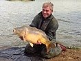 Peter, 26th Apr<br />Mousehole, 25lb mirror