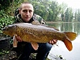 Brian Sellers, 28th/29thApr<br />14lb common
