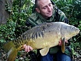 Brian Sellers, 28th/29thApr<br />15lb mirror