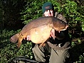 Gary Marsh, 29th Apr<br />29lb 08oz mirror
