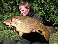 Sam Harris, 30th Apr<br />22lb 12oz common